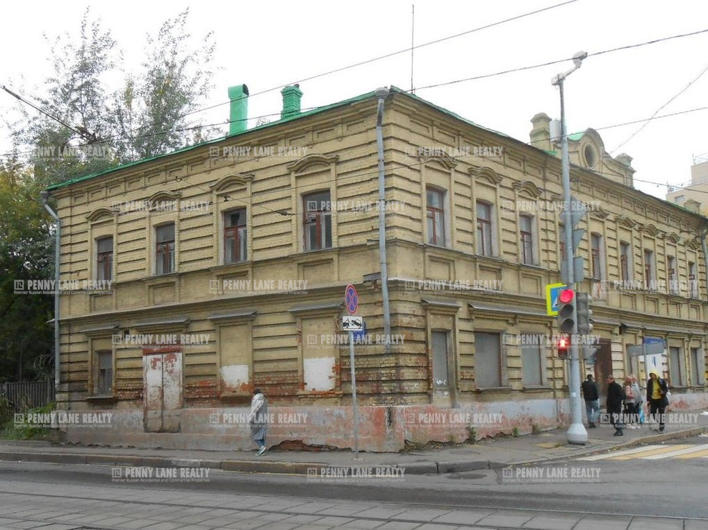 Закрытая продажа здания 564.40 кв.м  ЦАО