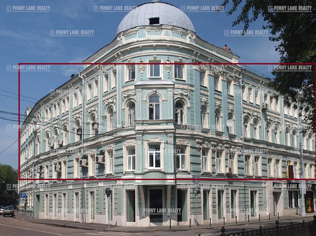 Закрытая продажа помещения 7092 кв.м  ЦАО