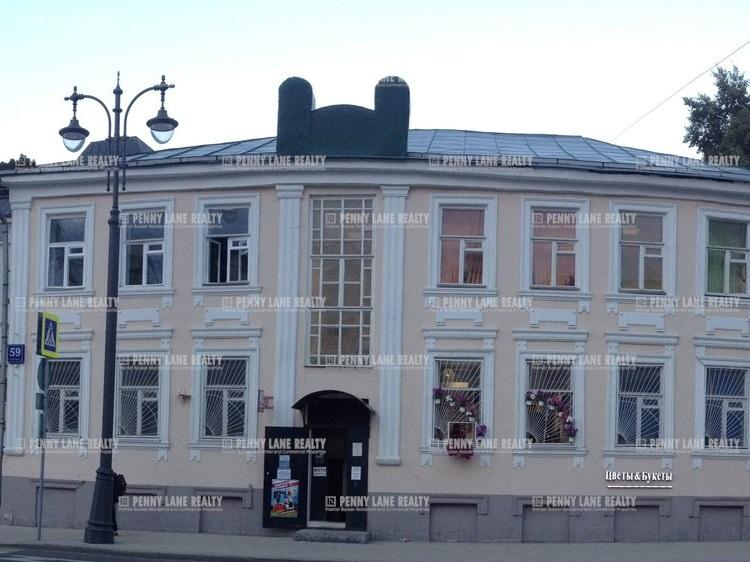 Продажа здания 928.20 кв.м. ЦАО ул. Большая Ордынка, 59 - фотография №1