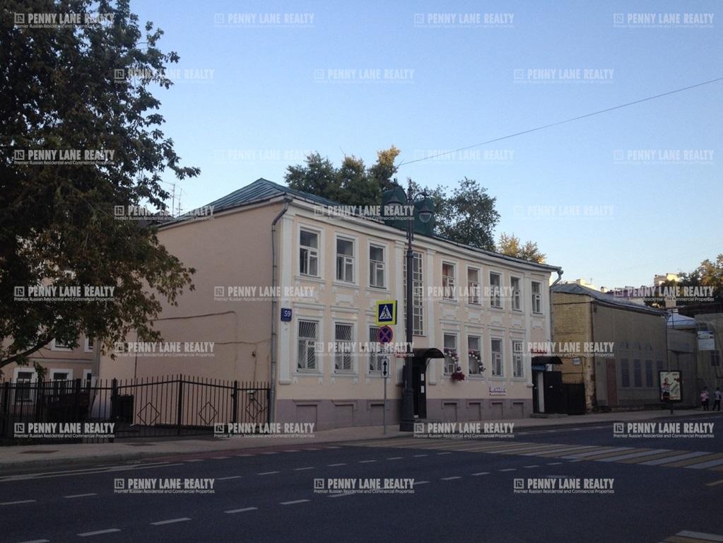Продажа здания 928.20 кв.м. ЦАО ул. Большая Ордынка, 59 - фотография №2