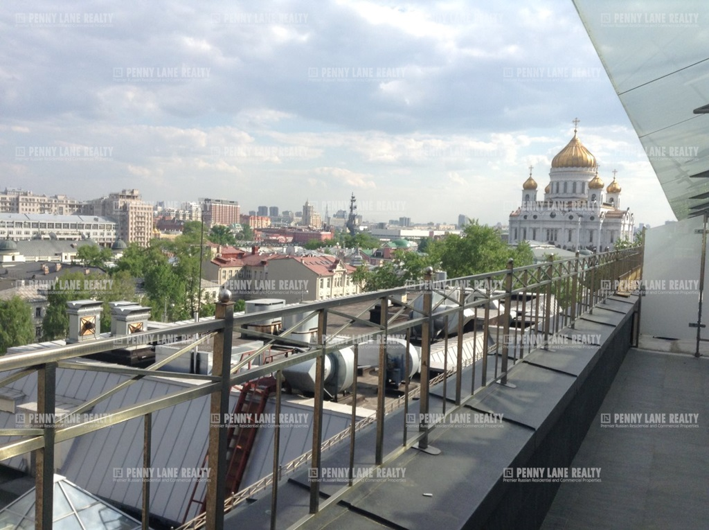 улица Волхонка - на retail.realtor.ru
