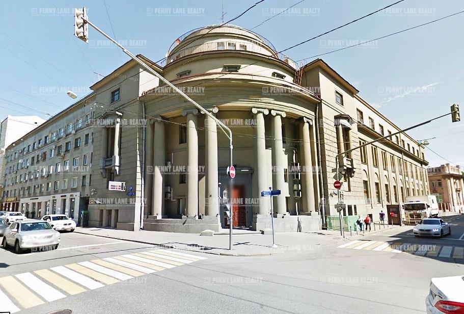 Продажа здания 9864.80 кв.м. ЦАО ул. Петровка, 24С1 - фотография №1