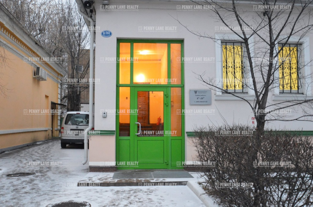 """продажа - """"ул. Льва Толстого, 2/22стр6"""" - на retail.realtor.ru"""