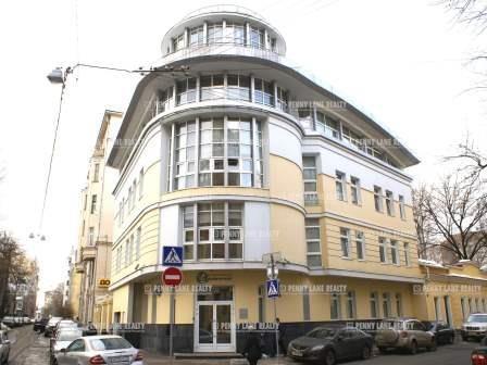Продажа здания 1414 кв.м. ЦАО пер. Денежный, 2 - фотография №1