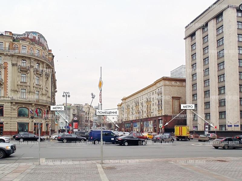 Продажа помещения 173.70 кв.м. ЦАО ул. Тверская, 4  - на retail.realtor.ru