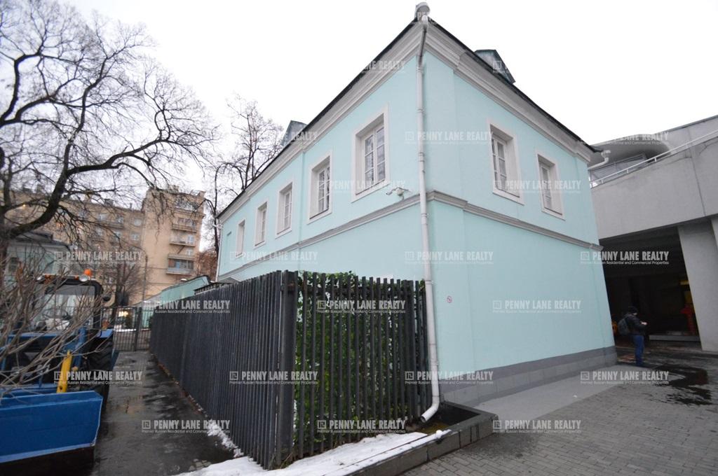 Закрытая продажа здания 375 кв.м  ЦАО