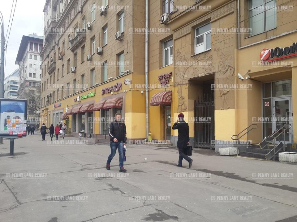 улица Земляной Вал - на retail.realtor.ru