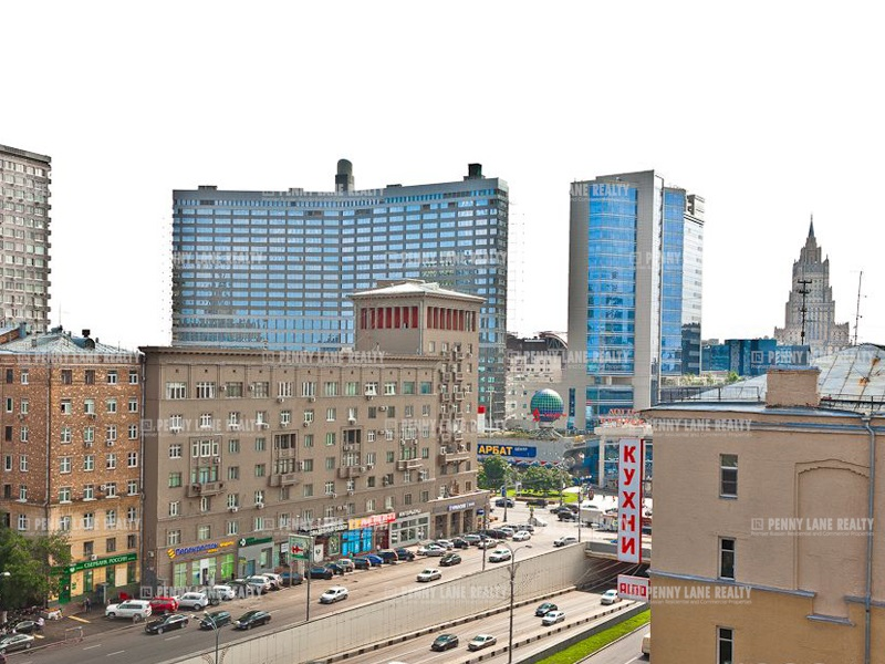 Продажа помещения 1186.10 кв.м. ЦАО б-р Новинский, 18  - на retail.realtor.ru