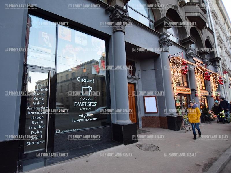 Продажа помещения 592.60 кв.м. ЦАО ул. Петровка, 16  - на retail.realtor.ru