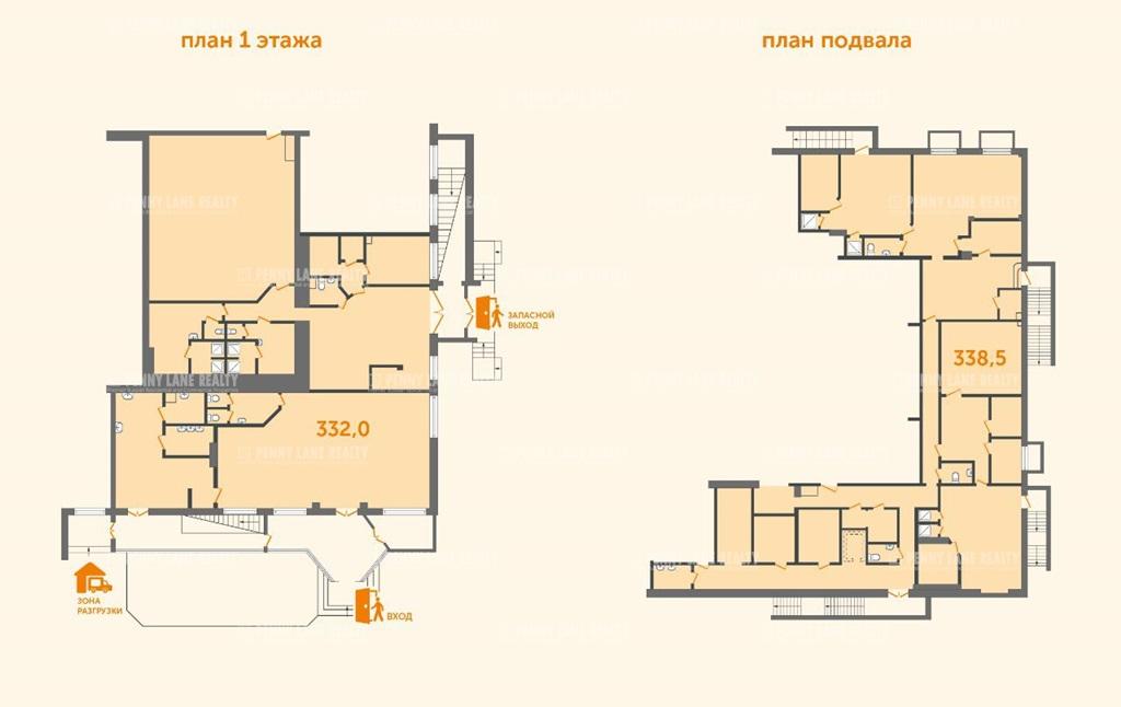 Закрытая продажа помещения 612.50 кв.м  СЗАО - на retail.realtor.ru
