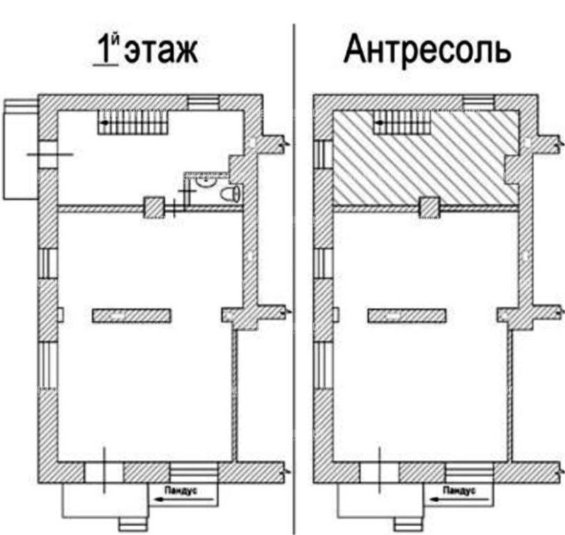 Закрытая аренда помещения 141 кв.м  ЮВАО - на retail.realtor.ru