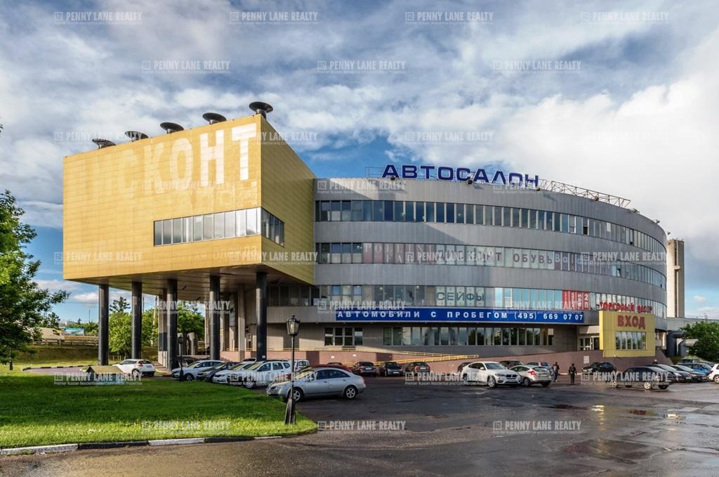"""продажа - """"ул. Волоколамское, 103"""" - на retail.realtor.ru"""