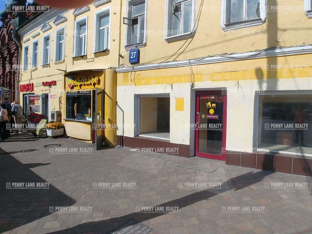 Закрытая продажа помещения 105.30 кв.м  ЦАО