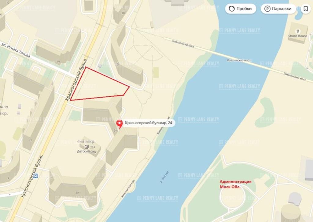 Закрытая продажа земельного участка 5917 кв.м  - на retail.realtor.ru