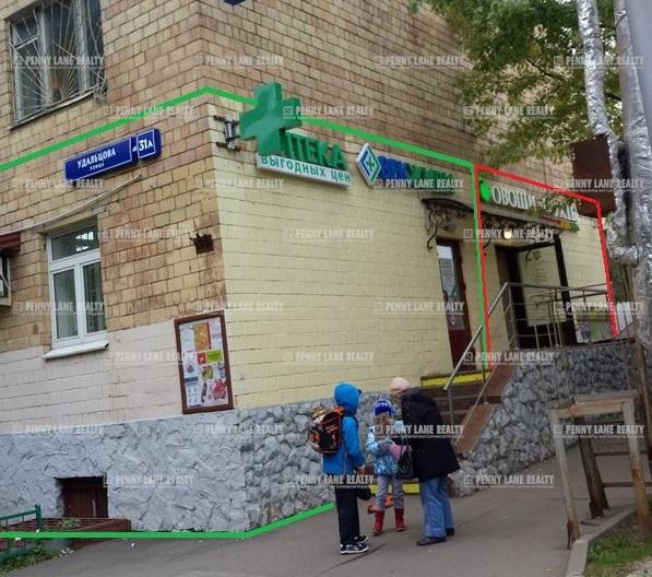 "продажа - ""ул. Удальцова, 31А"" - на retail.realtor.ru"