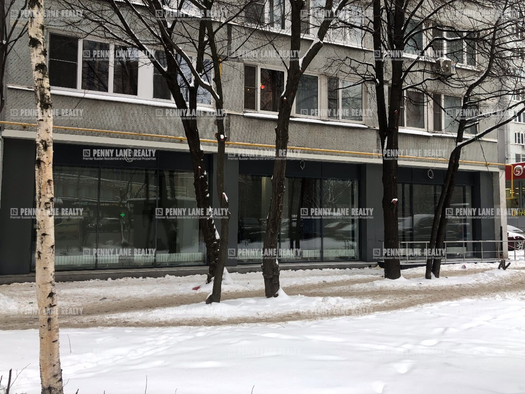 Закрытая аренда помещения 169.80 кв.м  ЗАО - на retail.realtor.ru