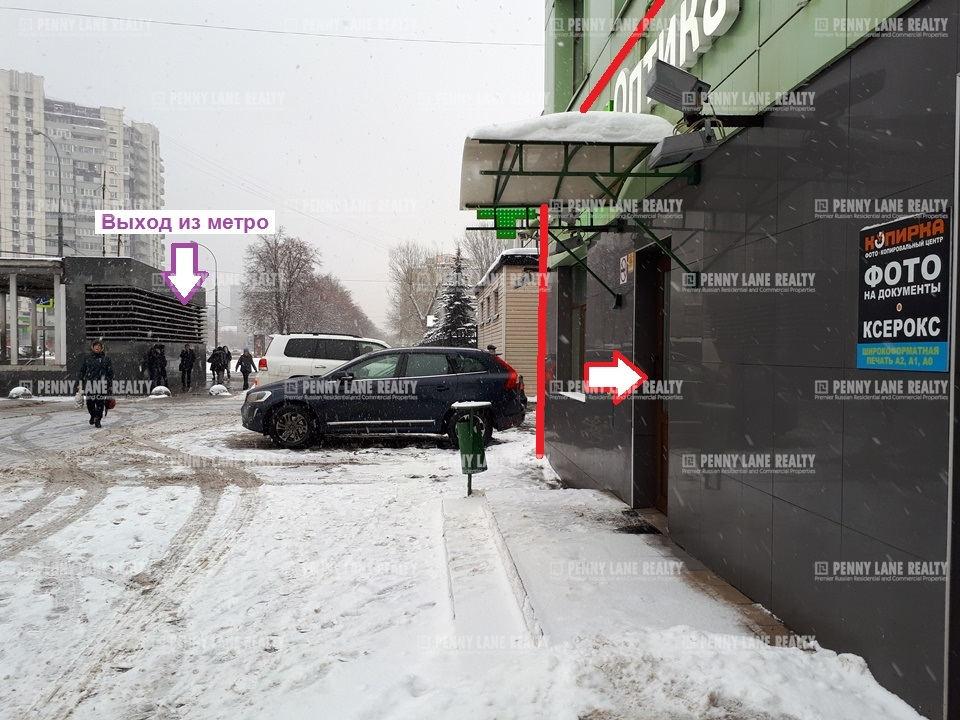 улица Воронцовская - на retail.realtor.ru