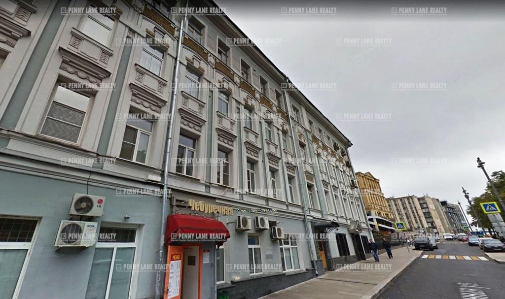 улица Б. Бронная - на retail.realtor.ru