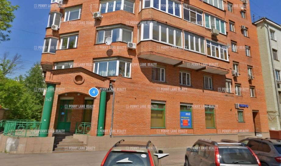 улица Динамовская - на retail.realtor.ru
