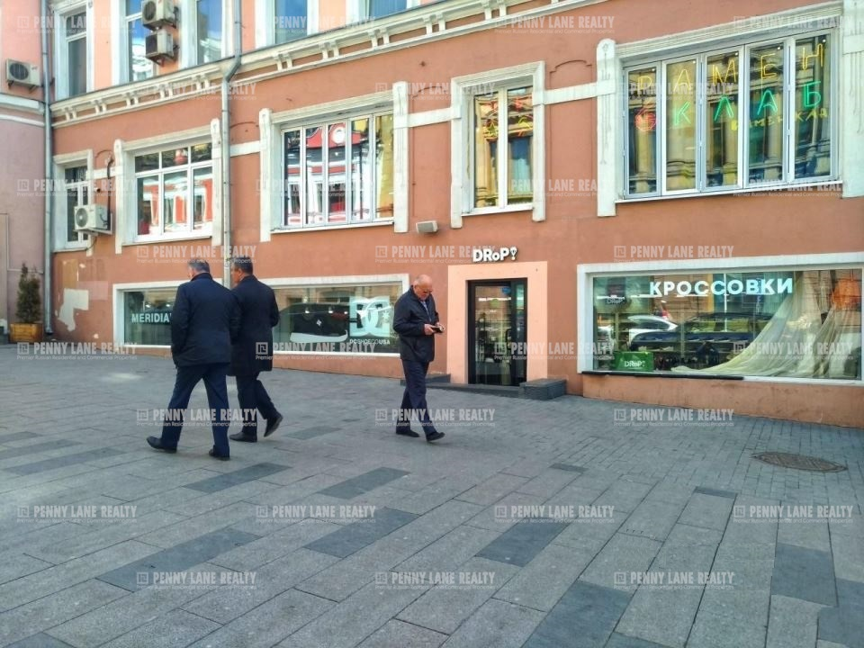 улица Рождественка - на retail.realtor.ru