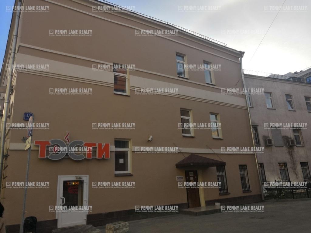 Продажа помещения 291.60 кв.м. ЦАО проезд Кожевнический, 4/5с5 - фотография №2