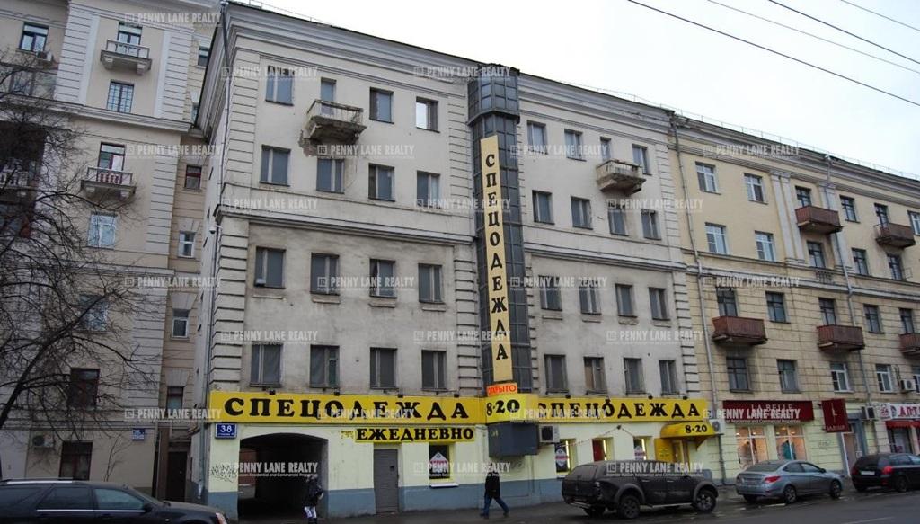 Закрытая продажа  1012 кв.м  ЦАО - на retail.realtor.ru