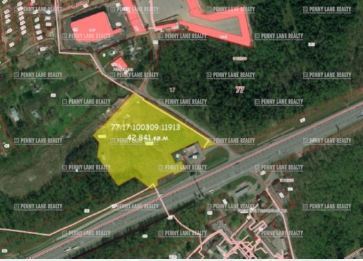 Продажа инвестиционного проекта, Строительство торговых площадей, 4.284 Га, Москва - на retail.realtor.ru - фотография №1