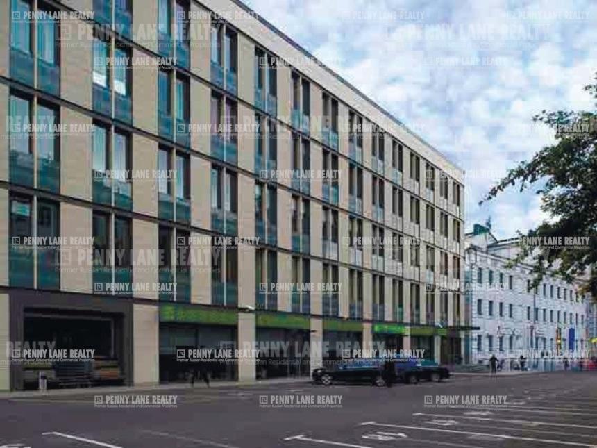 Закрытая аренда помещения 405.50 кв.м  ЦАО