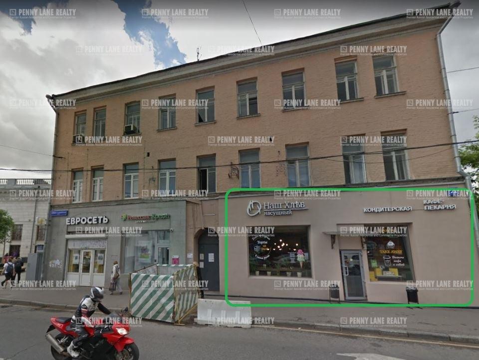 Закрытая аренда помещения 104.50 кв.м  ЦАО - на retail.realtor.ru