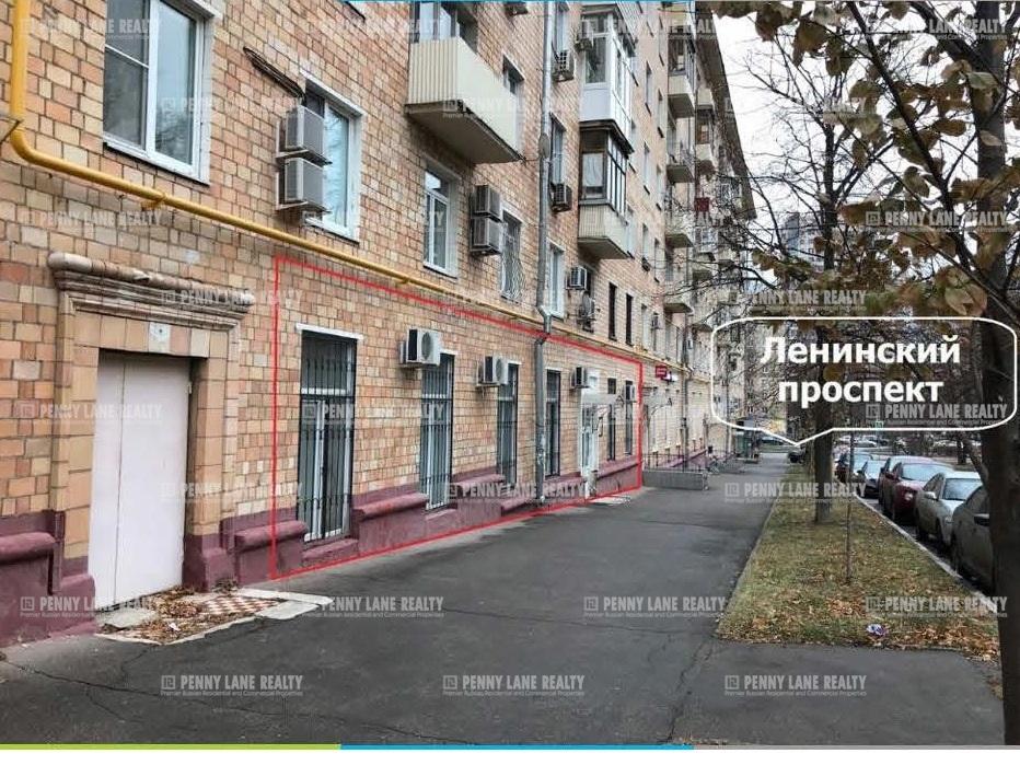 Закрытая аренда помещения 229 кв.м  ЮЗАО - на retail.realtor.ru