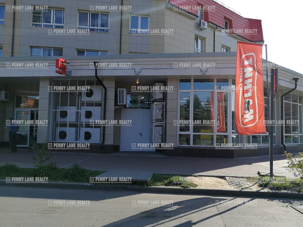 Закрытая продажа помещения 589 кв.м