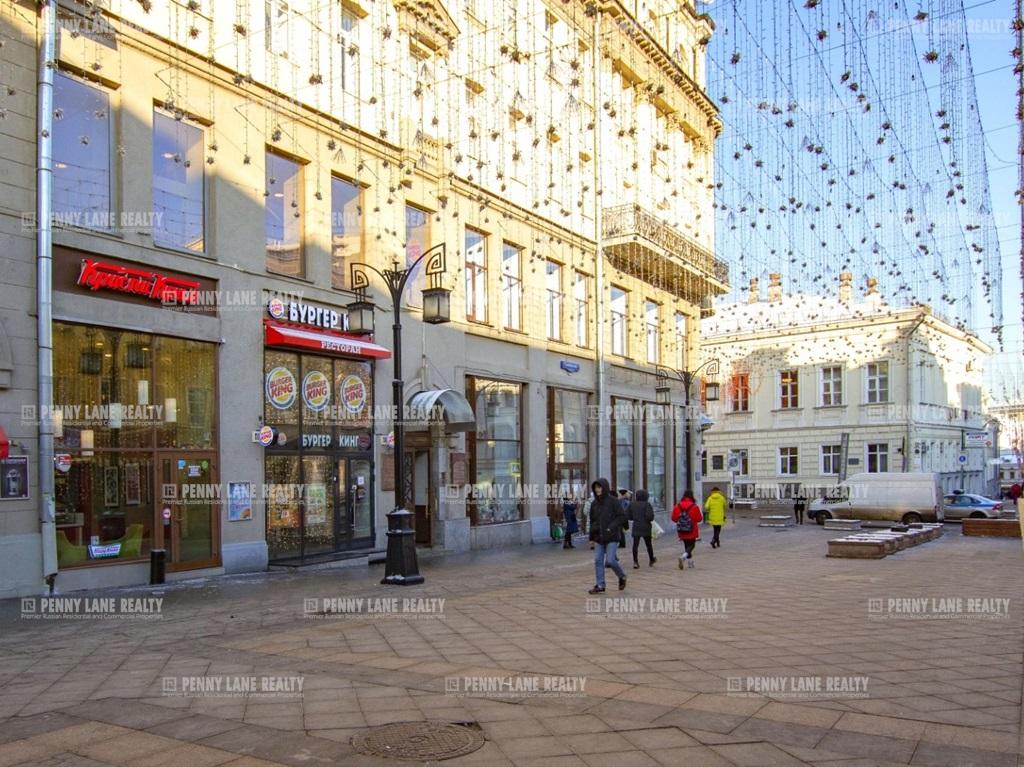 Закрытая продажа помещения 515.40 кв.м  ЦАО - на retail.realtor.ru
