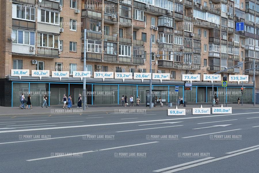 Аренда помещения 18 кв.м. ЦАО ул. Красная Пресня, 38 - фотография №1