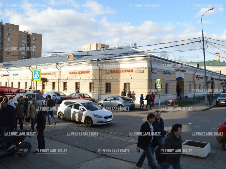 Закрытая аренда помещения 224.90 кв.м  ЦАО - на retail.realtor.ru