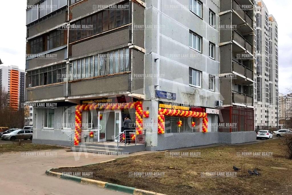 Закрытая продажа помещения 176 кв.м  ЗАО - на retail.realtor.ru
