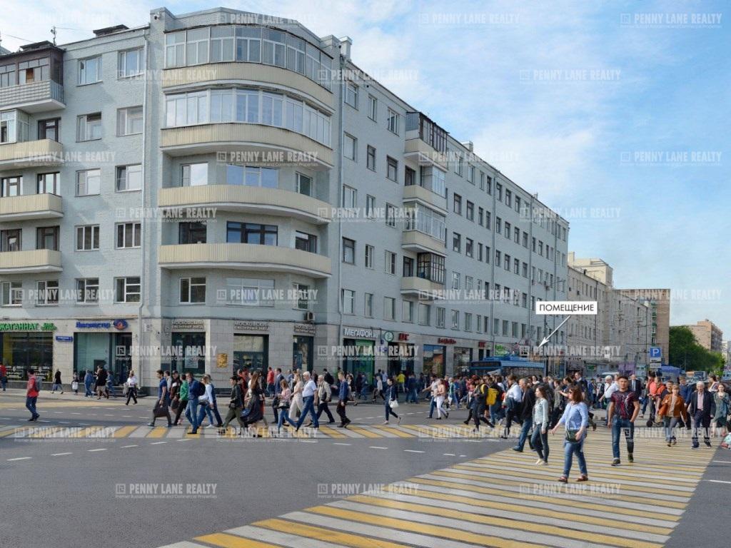 Закрытая аренда помещения 513.90 кв.м  ЦАО