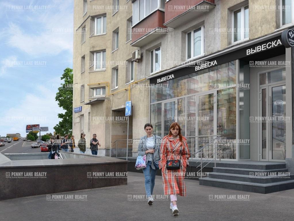 Закрытая аренда помещения 89.60 кв.м  САО