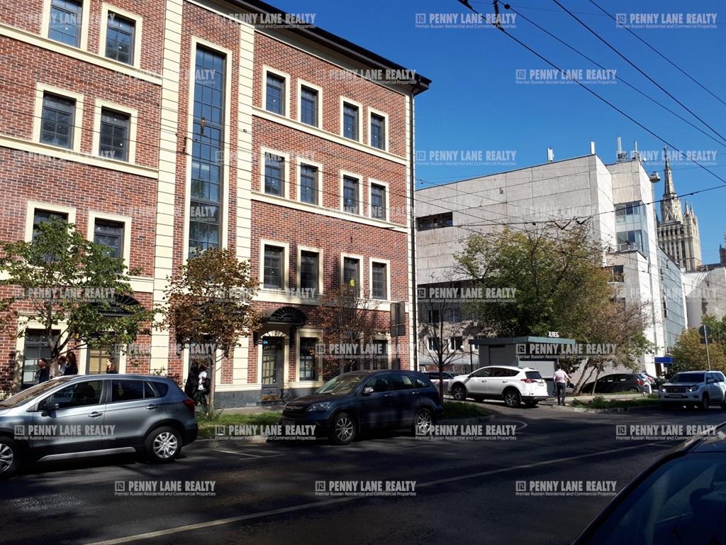 Закрытая аренда здания 914.40 кв.м  ЦАО