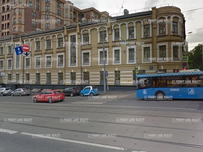 Закрытая продажа здания 2633 кв.м  ЦАО