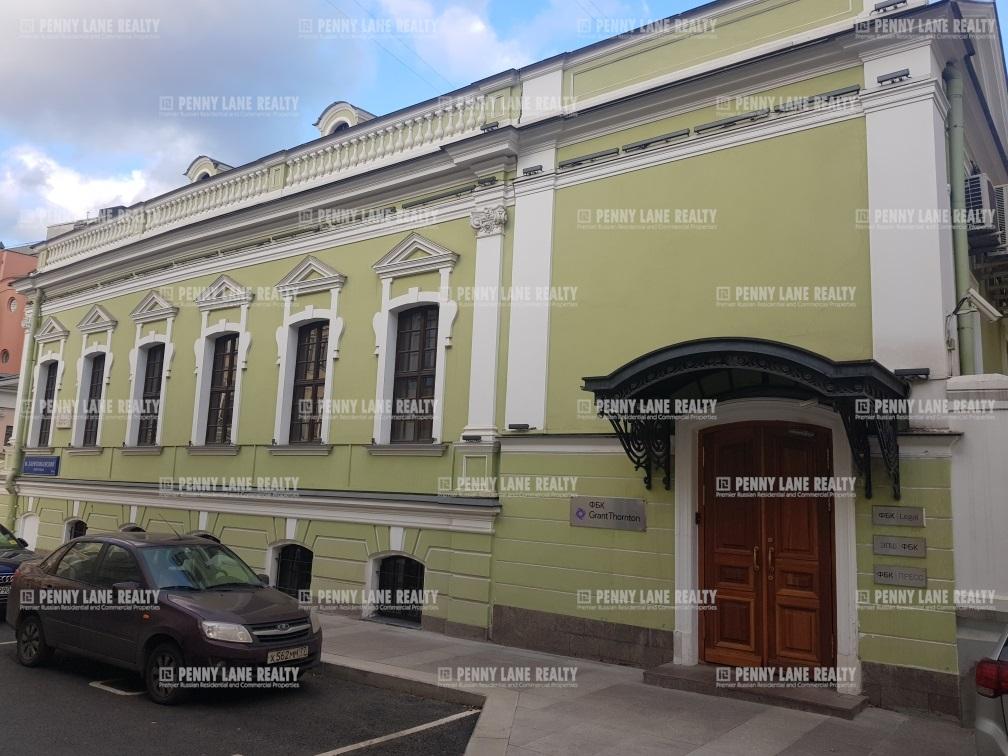 Закрытая продажа здания 1579 кв.м  ЦАО