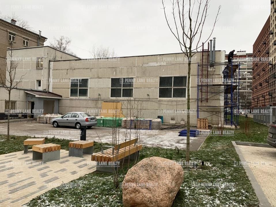 Закрытая аренда здания 771.80 кв.м  СЗАО