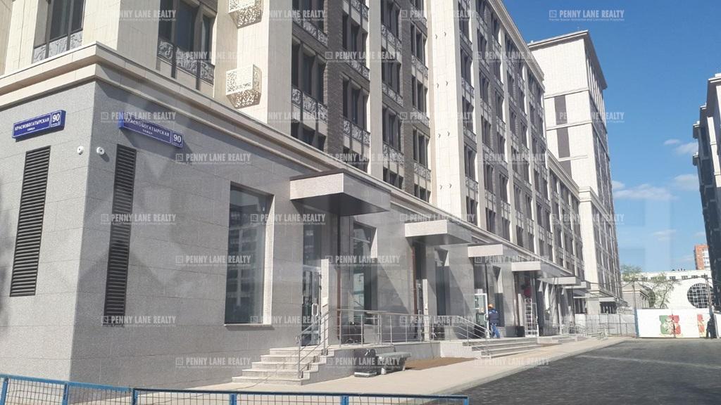 Закрытая аренда помещения 118.40 кв.м  ВАО