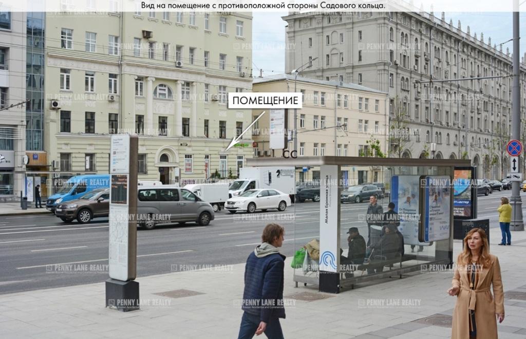 """продажа - """"ул. Садовая-Кудринская, 32 стр.2"""" - на retail.realtor.ru"""