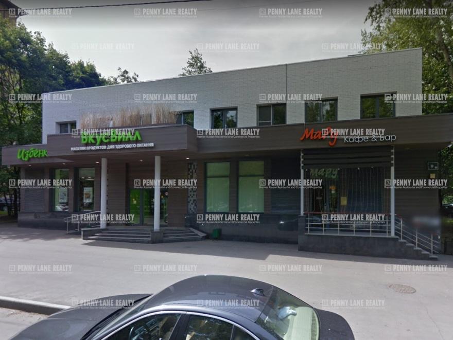 Закрытая аренда помещения 365.40 кв.м  ЮЗАО