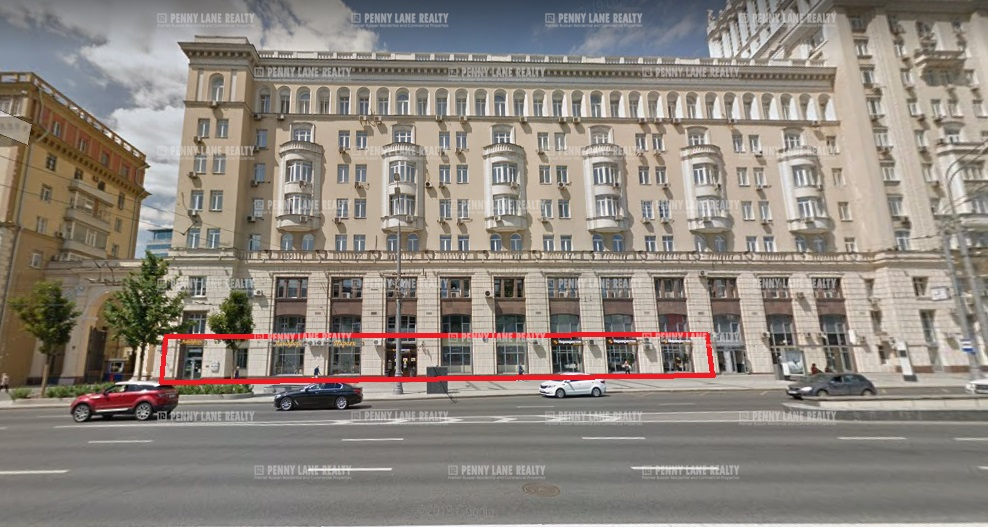 Аренда помещения 666.50 кв.м. ЦАО ул. Большая Садовая, 5 - фотография №1