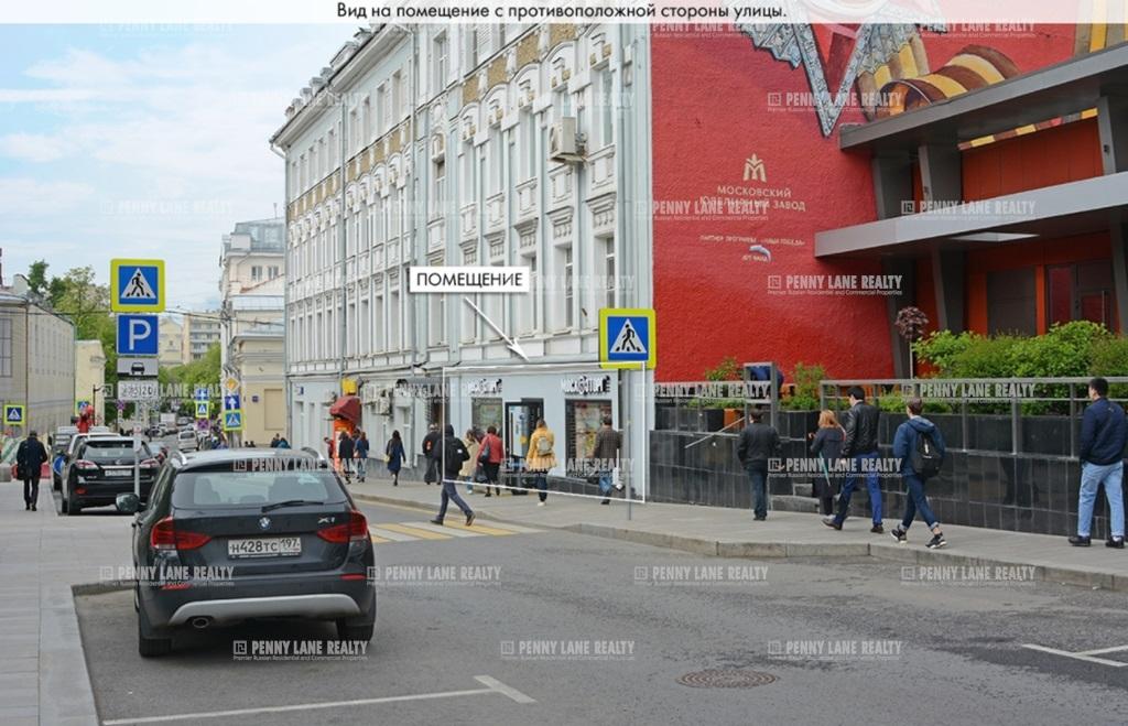 Аренда помещения 154.30 кв.м. ЦАО ул. Большая Бронная, 27/4 - на retail.realtor.ru - фотография №6