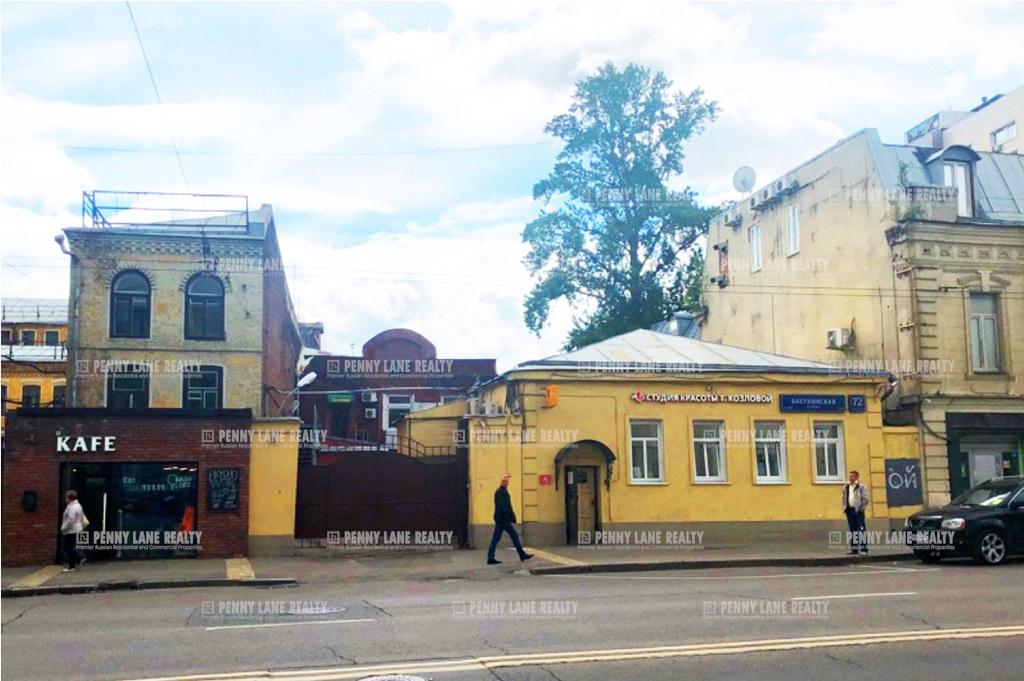Продажа здания 2183.50 кв.м. ЦАО ул. Бакунинская, 72 - фотография №2