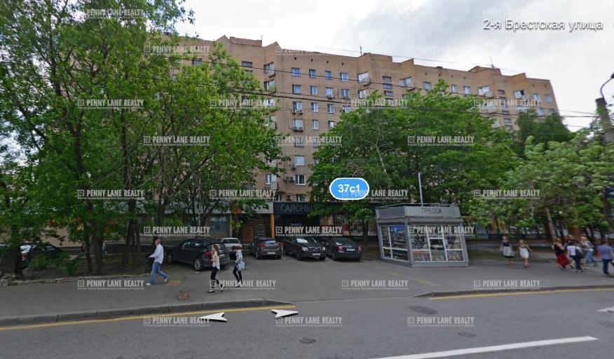 Закрытая продажа помещения 1600.70 кв.м  ЦАО