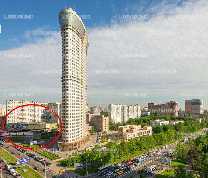Закрытая продажа помещения 2542.20 кв.м  ЮЗАО