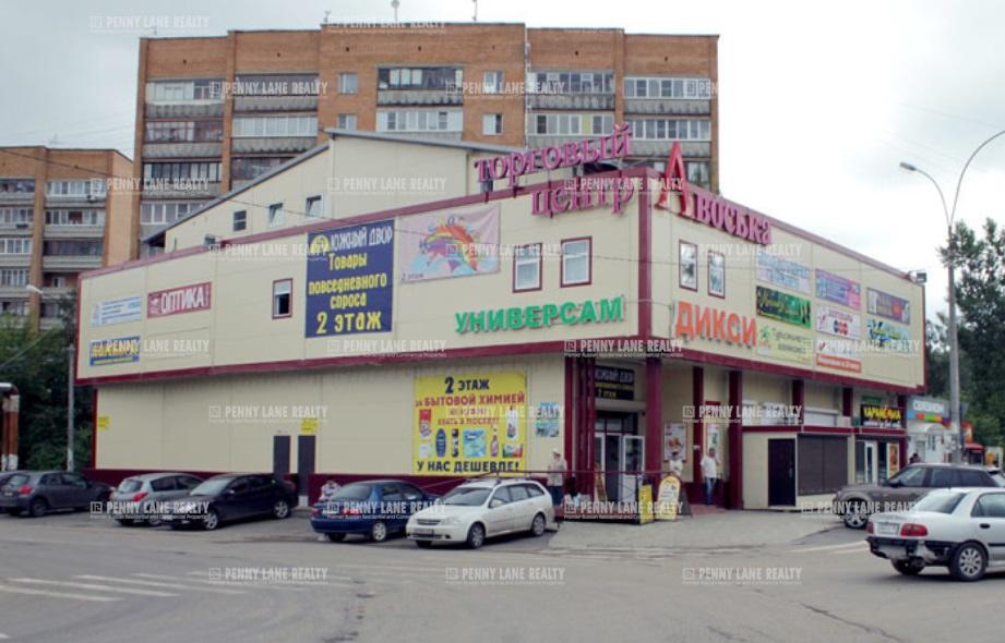 улица Клубная - на retail.realtor.ru